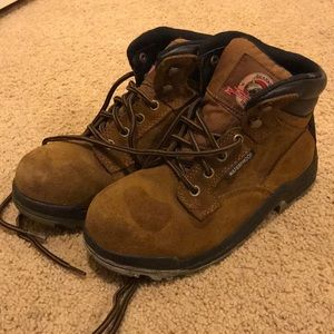Other - Brahma Hiking Boots used once